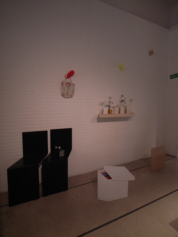"""Planned and organized Design Tide """"YOUNG DESIGNER'S EXHIBITION"""""""