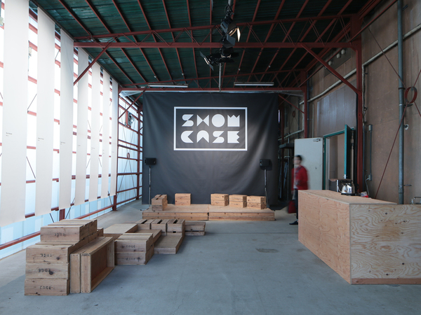 """SHOWCASE"" EXHIBITION Co-Hosted"