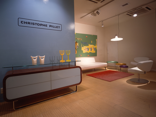 CHRISTOPHE PILLET EXHIBITION