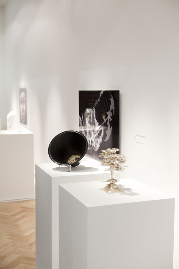 """UK / JP DESIGN EXHIBITION """"Mark-ing"""" Co-Sponsored with BRITISH COUNCIL / Gallery Libby Sellers"""