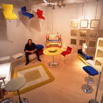 """MICHAEL YOUNG """"MID 90'S MODERN FURNITURE"""" EXHIBITION"""