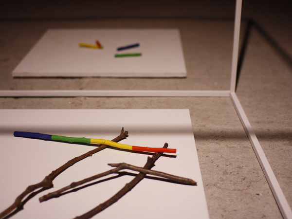 """""""edition HORIZONTAL multiple collection line"""" EXHIBITION"""