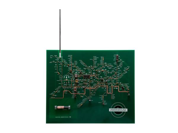 チューブ マップ ラジオ