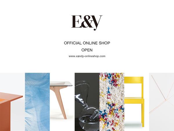 E&Y ONLINE SHOP OPEN